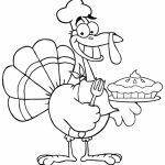 Turkey Coloring Pages Free   66381