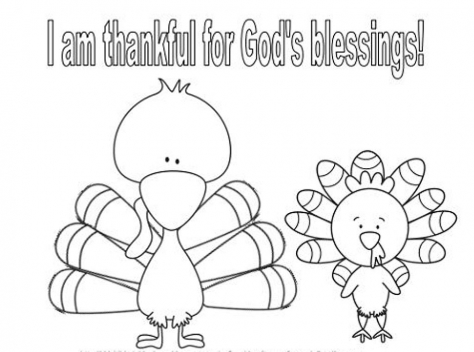 Turkey Coloring Pages Kids Printable   95663