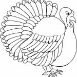 Turkey Coloring Pages Online   56623