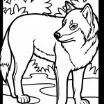 Wolf Coloring Pages Free to Print   26477