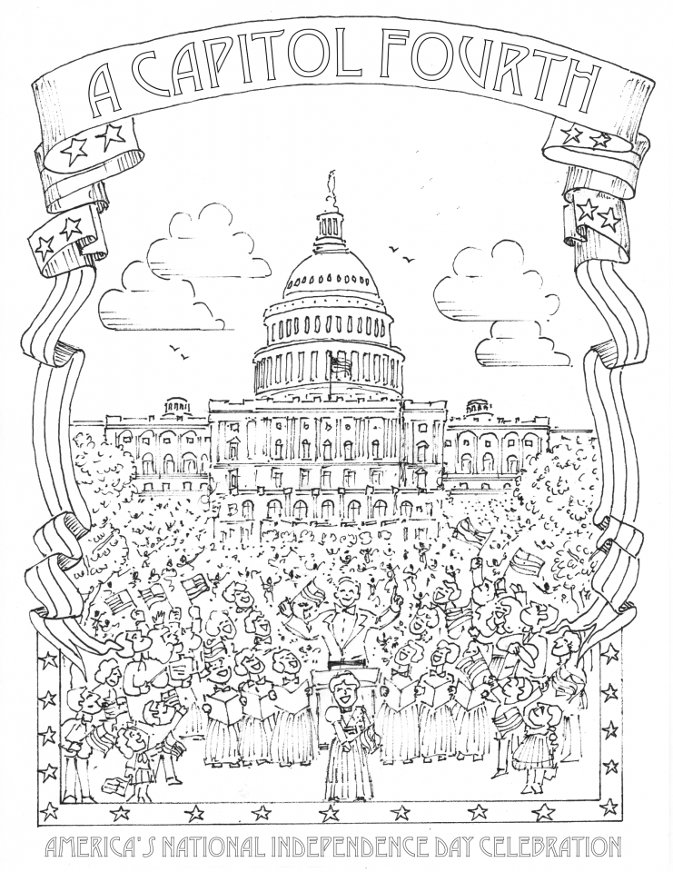 4th Of July Coloring Pages Pdf : Get this th of july coloring pages for adults c