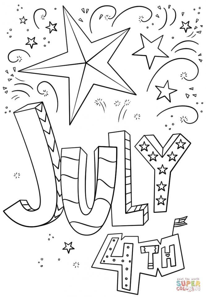 free printable 4th of july coloring pages for adults | Get This 4th of July Coloring Pages Free for Kids 8416s