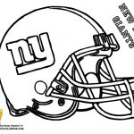 Coloring Pages of NFL Helmets - 8shem