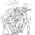 Disney Peter Pan Coloring Pages to Print - 6dga2