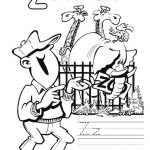 Letter Z Coloring Pages Zoo - znr38
