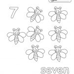 Number 7 Coloring Page - 7cgf7