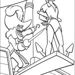 Peter Pan Coloring Book Pages - yel3k