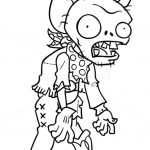 Plants Vs. Zombies Coloring Pages Kids Printable - 75671