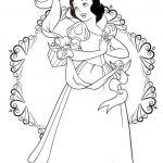 Snow White Coloring Pages Princess Printables - yvb58