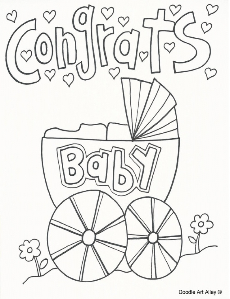 Baby Coloring Pages to Print   63anj