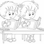 Back to School Coloring Pages Free   91mw6
