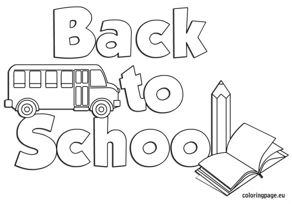 back to school coloring pages free printable | Back To School Pages Pixar Coloring Pages