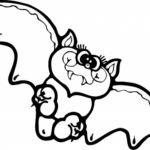 Bat Coloring Pages to Print   14523