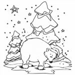 Bear Coloring Pages for Toddlers   89573