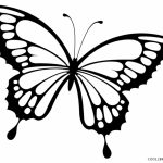 Butterfly Coloring Pages Printable   71950