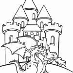 Castle Coloring Pages to Print Out   s2gx6