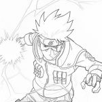 Coloring Pages of Naruto   74617