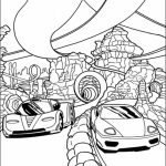 Cool Race Car Coloring Pages for Kids   6cbg7