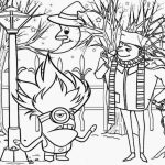 Despicable Me Coloring Pages Online   8sm4o