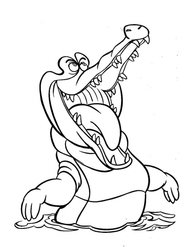Disney Peter Pan Coloring Pages to Print   9glp4