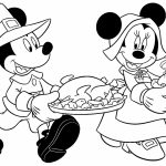 Disney Thanksgiving Coloring Pages for Kids   86316
