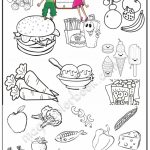 Food Coloring Pages for kids   p4bc6