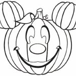 Halloween Pumpkin Coloring Pages   67319
