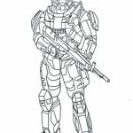 Halo Coloring Pages Online   41726