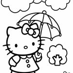 Hello Kitty Coloring Pages for Girl   y2pd8