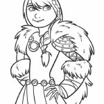 How to Train Your Dragon Coloring Pages Online   4ad37