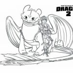 How to Train Your Dragon Coloring Pages Printable   6xv31