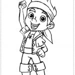 Jake and The Neverland Pirates Coloring Pages Free   rxc3a