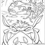 Lion King Coloring Pages Free   had01