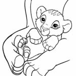 Lion King Coloring Pages Online   tas31