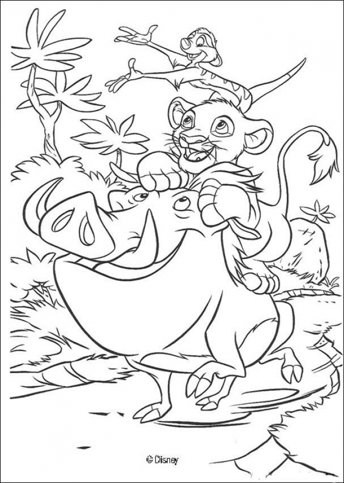 Lion King Coloring Pages Printable   97dgeq
