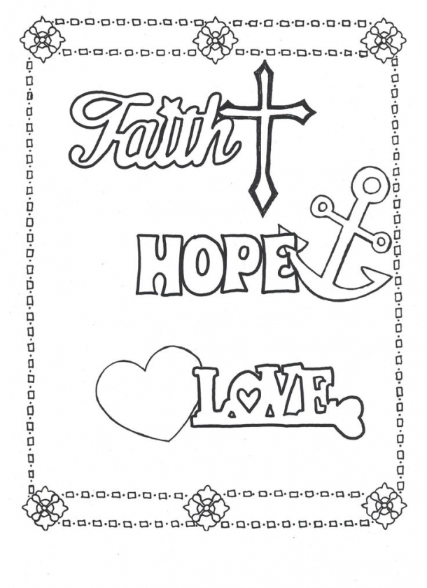 Love Coloring Pages Printable   769at