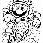 Mario Coloring Pages to Print   g2an0