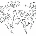 Marvel Coloring Pages Superhero   idg3x