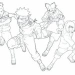 Naruto Coloring Pages Printable   61647