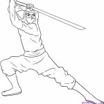 Ninja Coloring Pages Free Printable   srw2m