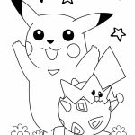 Pikachu Coloring Pages Printable   urtag2