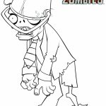 Plants Vs. Zombies Coloring Pages to Print   pym89