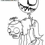 Plants Vs. Zombies Coloring Pages to Print   tar2p