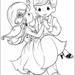 Precious Moments Boy and Girl Coloring Pages   7sg12
