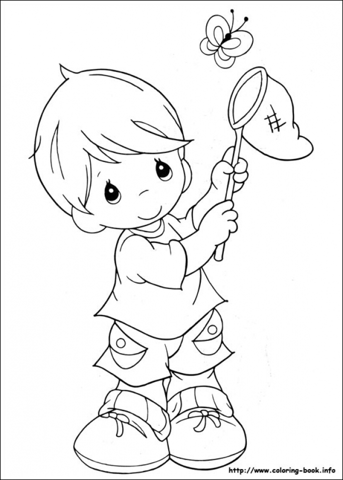 precious moments coloring pages for kids 74615 - Precious Moments Coloring Books
