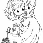Precious Moments Coloring Pages to Print for Free   66381
