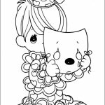 Precious Moments Coloring Pages to Print for Free   7xbd5