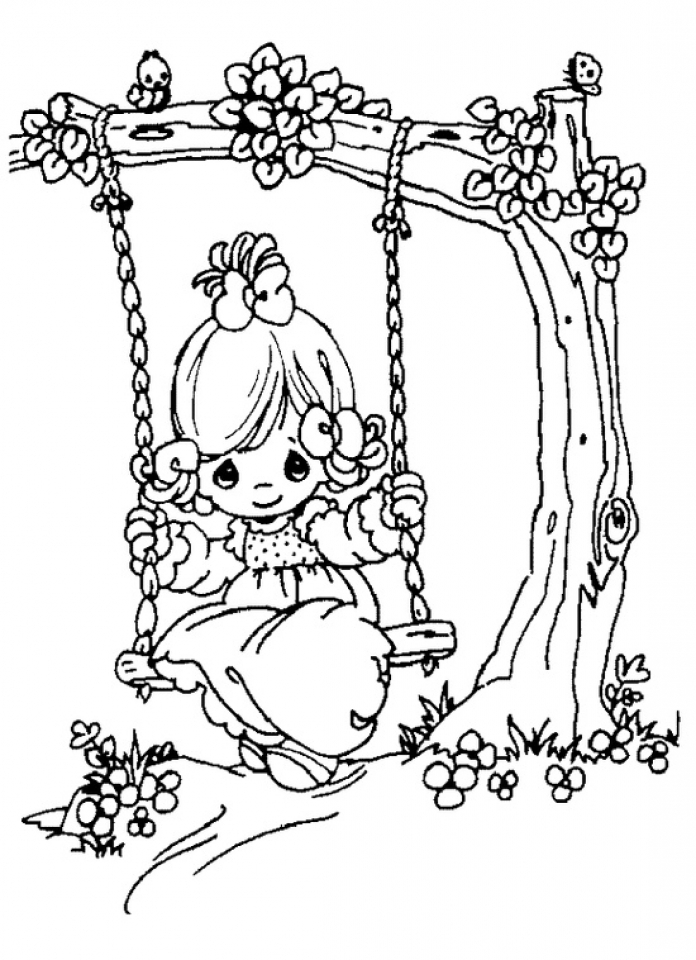 Get this precious moments fairy coloring pages 4afx7 for Precious moments halloween coloring pages