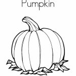 Pumpkin Coloring Pages Free Printable   87216
