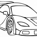 Race Car Coloring Pages Free Printable   8cb51